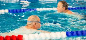 Pensjonistsvøm fredager